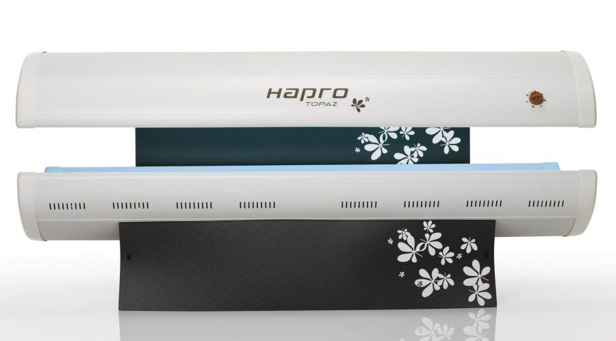 Горизонтальный солярий Hapro Topaz