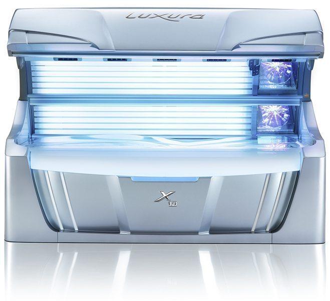 Горизонтальный солярий Hapro Luxura X10