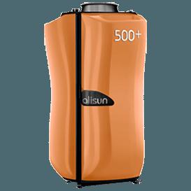 Вертикальный солярий Alisun 500+ Classic