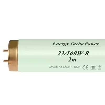 Лампы для тела цветные LightTech Energy Turbo Power green 100 W 176 см