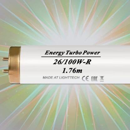 Лампы для солярия LightTech Energy Turbo Power 100 W 1,76 м