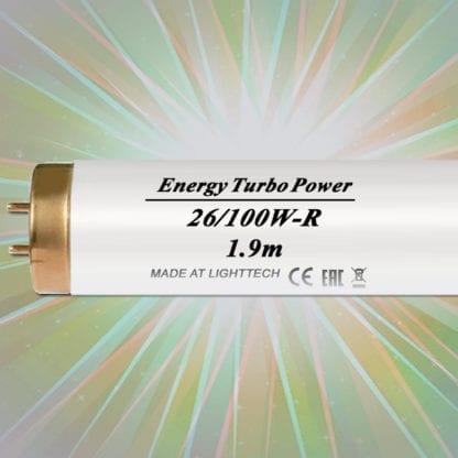 Лампы для солярия LightTech Energy Turbo Power 100 W 1,9 м