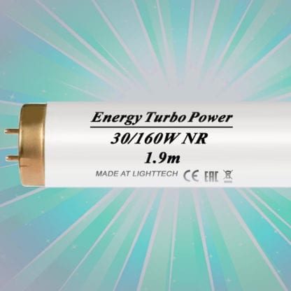 Лампы для солярия LightTech Energy Turbo Power NR 160 W 1,9 м
