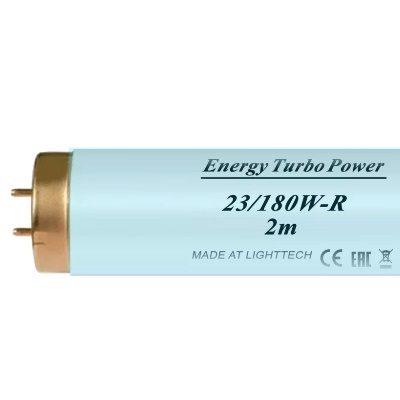 Лампы для солярия цветные Energy Turbo Power 180 W-R LightTech blue 2 m