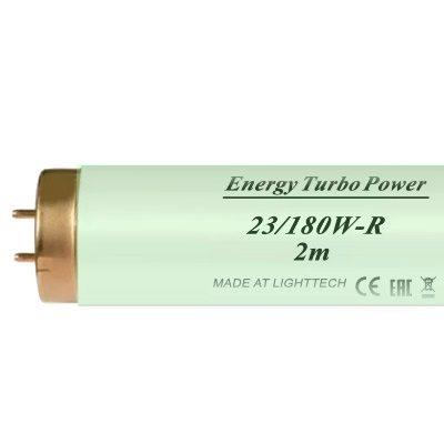 Лампы для солярия цветные Energy Turbo Power 180 W-R LightTech green 2 m