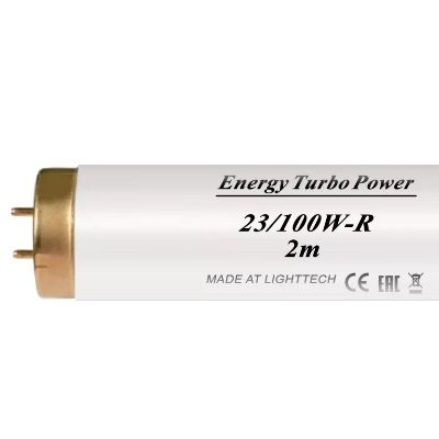 Лампы для солярия LightTech Energy Turbo Power 80 W 1,5 м