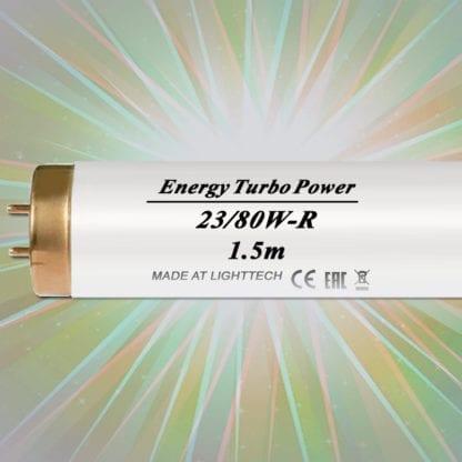 Лампы для солярия LightTech Energy Turbo Power 80 W 1,5 м