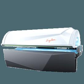 Горизонтальный солярий Ergoline Flair 250