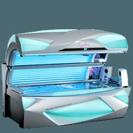 Горизонтальный солярий Ergoline Prestige 1000
