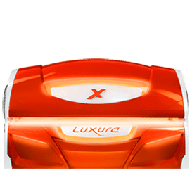 Горизонтальный солярий Hapro Luxura X7