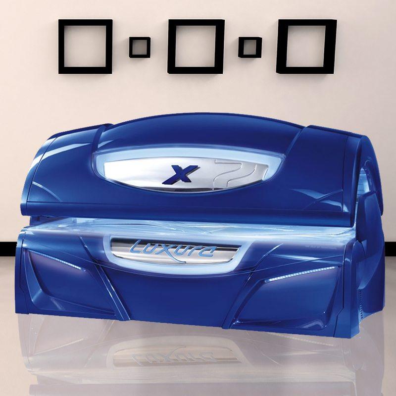 Купить горизонтальный солярий Hapro Luxura X7
