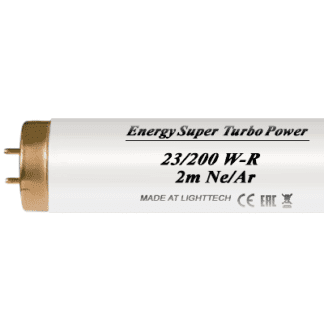 Лампы для солярия LightTech Energy Super Turbo Power Ne/Ar 200 W 2 м