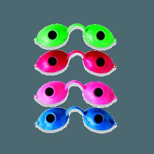 Защитные очки для солярия Super Sunnies Neon
