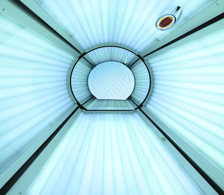 Вертикальный солярий MegaSun Tower pureEnergy T200 / T230