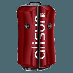 Вертикальный солярий Alisun V 342 серии V 300
