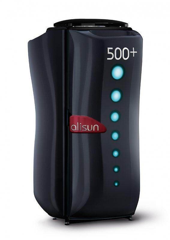 Вертикальный солярий Alisun V 548 серии V 500