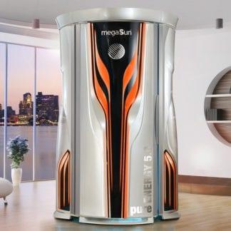 Вертикальный солярий Megasun Tower pureEnergy 5.0