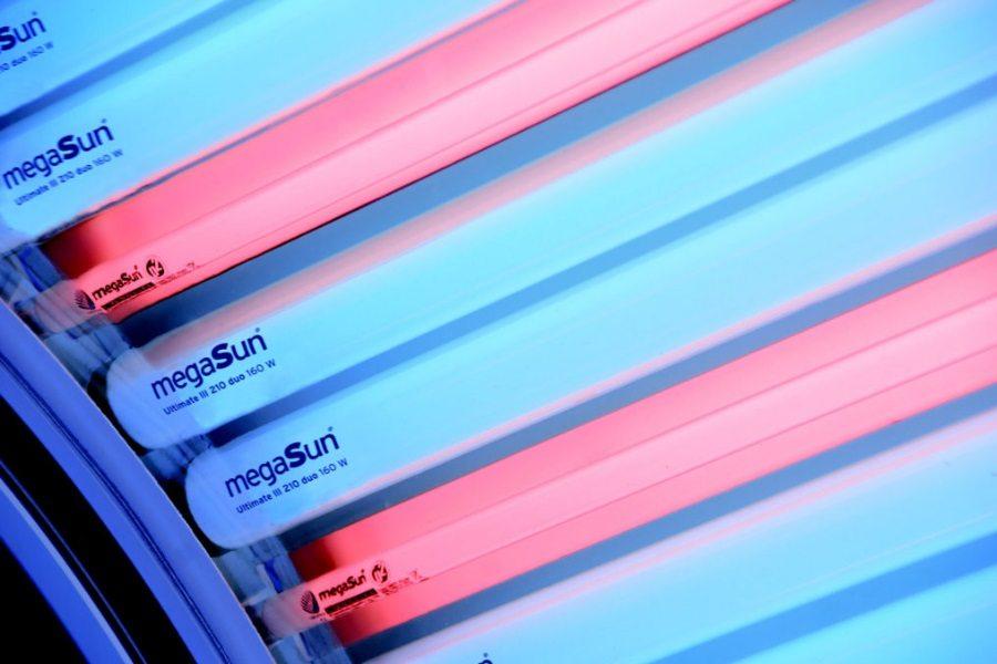 Цветные лампы для соляриев