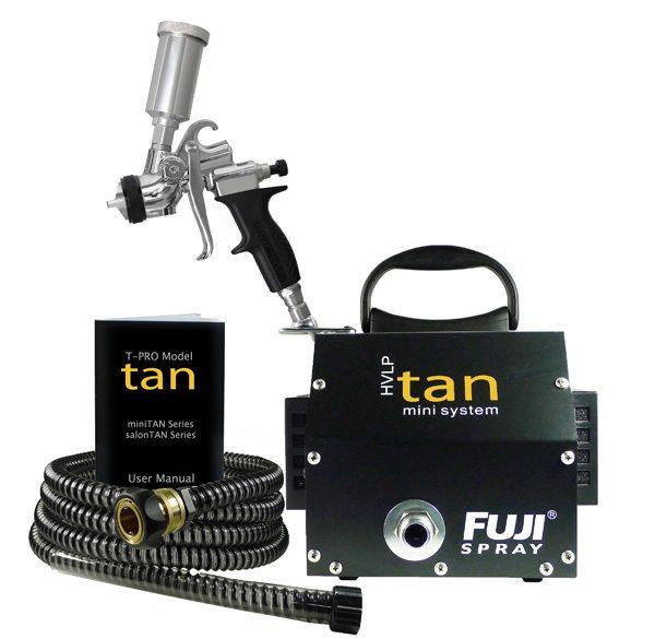 Установка для автозагара Fuji 4100 MiniTAN T-Pro