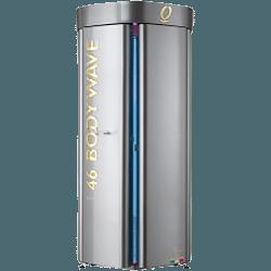 Вертикальный солярий Q-med 46 BodyWave