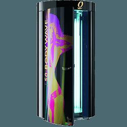 Вертикальный солярий Q-med 50 BodyWave