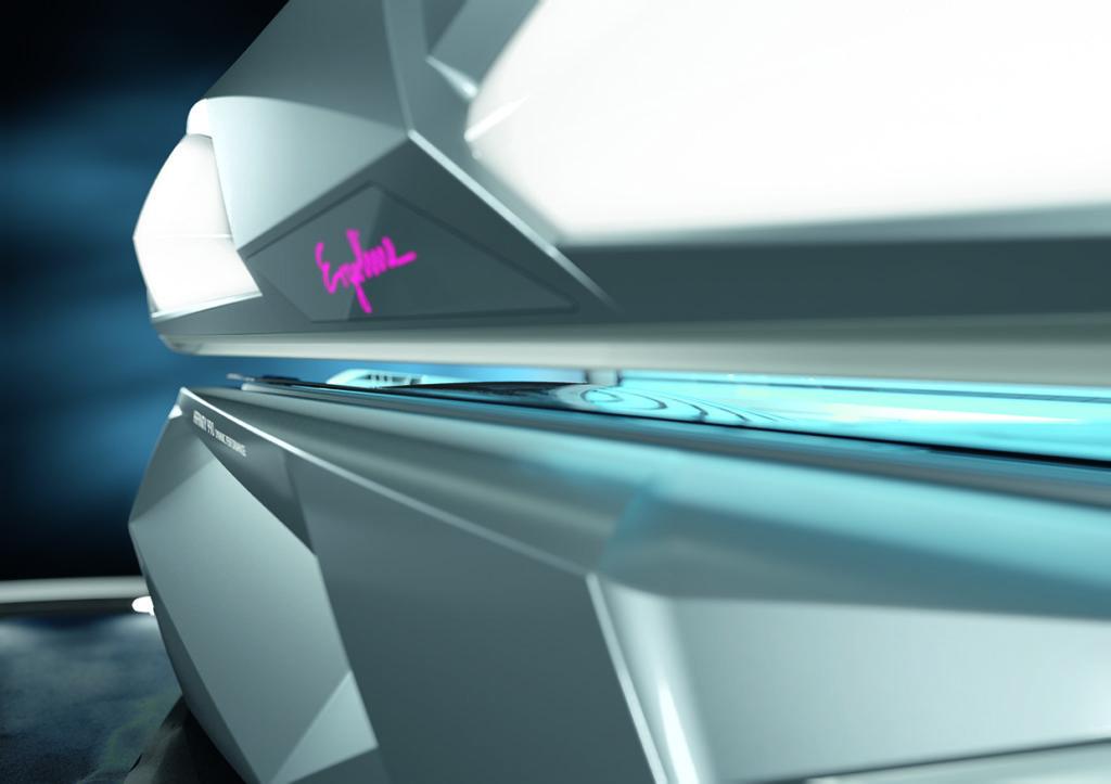 Горизонтальный солярий Ergoline Affinity 990