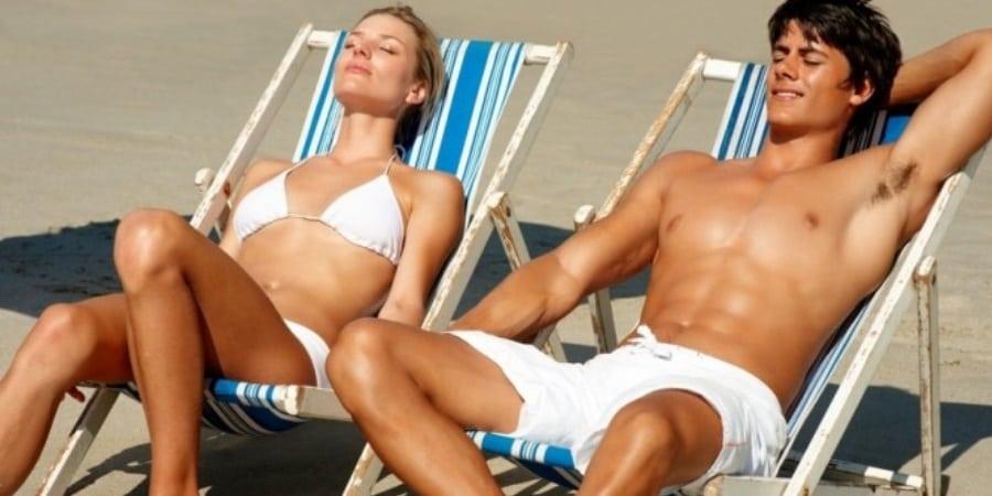 Может ли загар сделать вас более здоровым?