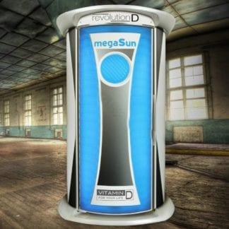 Купить вертикальный коллариум Megasun revolution D Tower