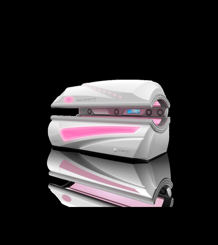 Горизонтальный коллагенарий Ultrasun Dr. Muller Infinity Collagenic