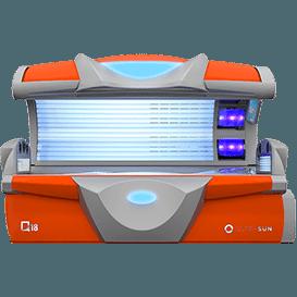 Горизонтальный солярий Ultrasun Q6