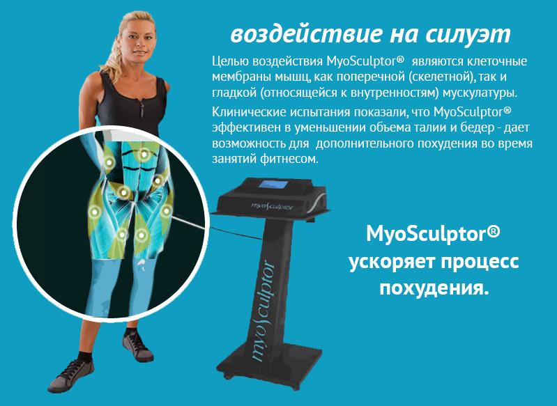 Аппарат для похудения MyoSculptor