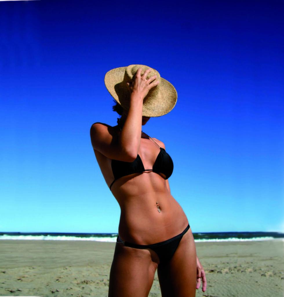 Подготовит к пляжу
