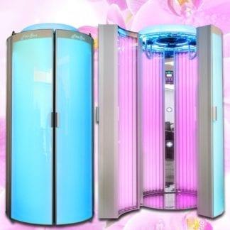 Купить вертикальный коллариум Fire-Sun (180 Вт)