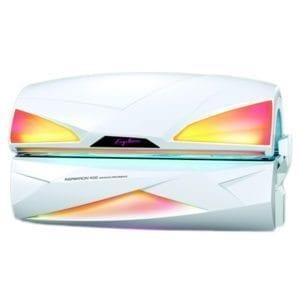 Купить Горизонтальный солярий Ergoline Inspiration 400. Цена, фото, отзывы | Solana.ru