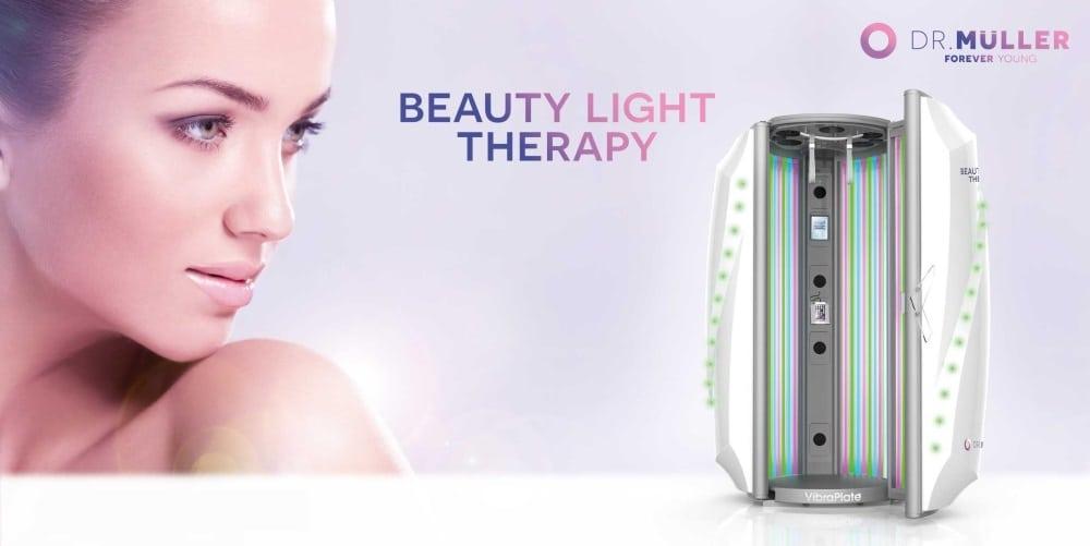 Аппарат световой терапии Beauty Light Therapy от Dr. Muller