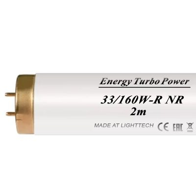 Лампы для солярия Energy Turbo Power 160 W-R NR LightTech 2 m