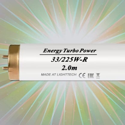 Лампы для солярия LightTech Energy Turbo Power 225 W 2 м