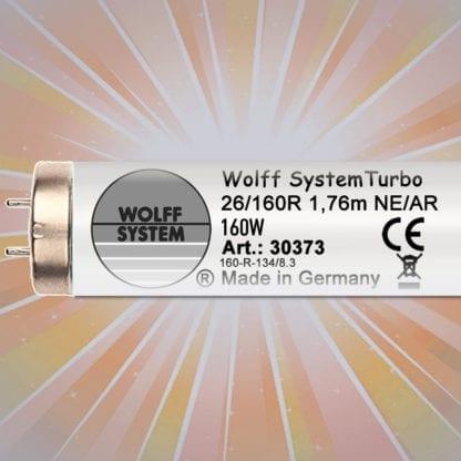 Лампы для тела Wolff System Turbo Ne/Ar 160 W-R 1,76 m