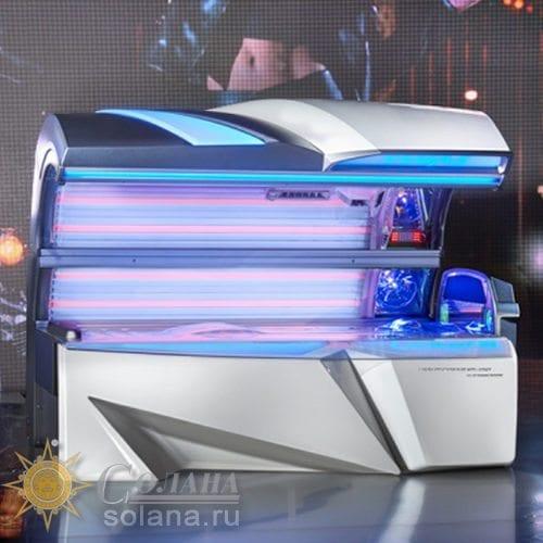 Горизонтальный солярий Hapro Luxura VEGAZ 8200