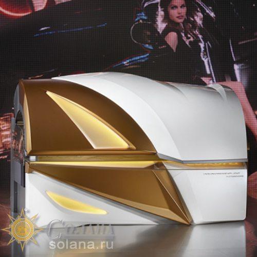 Горизонтальный солярий Hapro Luxura VEGAZ 9200