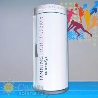 Вертикальный солярий Q-med 48 Tanning Light Therapy BodyWave