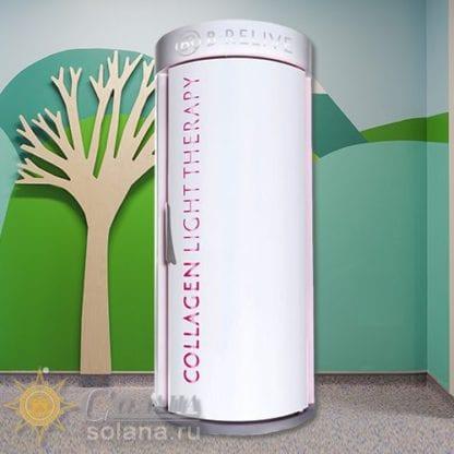 Вертикальный коллагенарий Q-med 48 Collagen Light Therapy