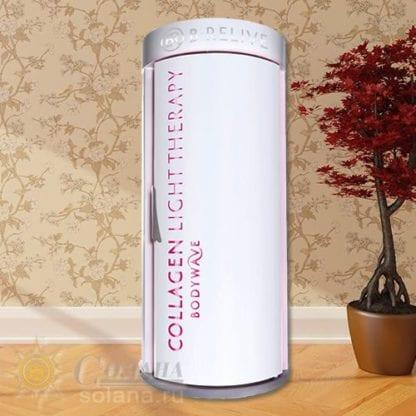 Вертикальный коллагенарий Q-med 48 Collagen Light Therapy BodyWave