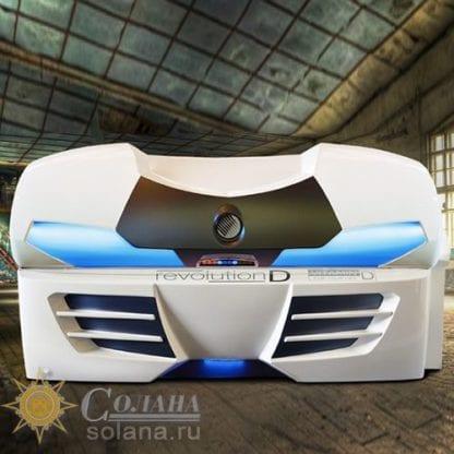 Горизонтальный коллариум MegaSun SportCollarium revolution D