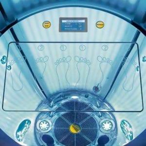 Виброплатформа VibraNano для соляриев MegaSun