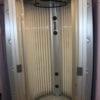 Вертикальный солярий б/у Hapro Luxura V5