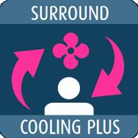 Система охлаждения Surround Cooling PLUS