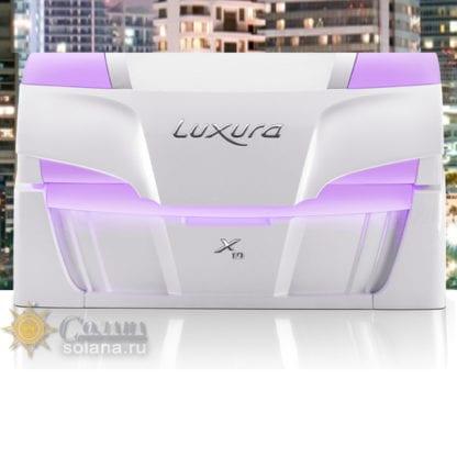 Горизонтальный солярий Hapro Luxura X10 Highbrid
