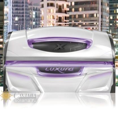 Горизонтальный солярий Hapro Luxura X7 Highbrid